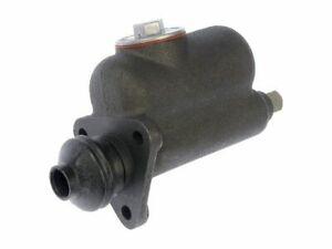 For 1963-1964 International C1000 Brake Master Cylinder Dorman 66597JR