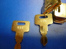 ONE KEY @ THIS PRICE Mobella Precut 832 Replacement Cabin Door Boat Key Southco