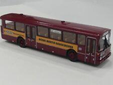 1/87 Brekina MB O 307 DB / VGS Möbel Martin Ziel Saarlouis Linie 6306  ...