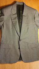abito classico sartoriale OAKS FERRE' uomo, grigio, 52, 100% lana