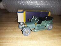 Very Rare MATCHBOX LESNEY MOY YESTERYEAR Y5-1 #2 Rolls Royce Silver Ghost.