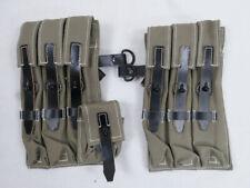 Wehrmacht MP 38u.40 Paar Magazintaschen MP38 MP40 Tasche für Magazine