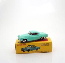 1:43 DeAgostini Dinky toys 549 COUPE BORGWARD ISABELLA car model die-cast  hot