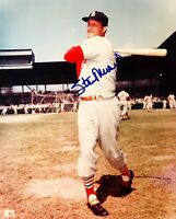 Stan Musial 8x10 SIGNED PHOTO AUTOGRAPHED ( Cardinals HOF ) REPRINT