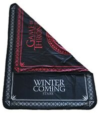 New Two Sided Game of Thrones Smooth Fleece Gift Throw Blanket Reversible Stark