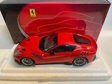 Ferrari F12 TDF 1/18 Giallo Tristrato Die cast Bbr182100 BBR Models