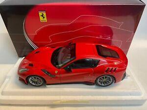 BBR Ferrari F12 TDF Rosso Corsa 322 1/18 BBR 182101
