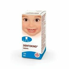 Dentokind tabs N150 Homeopathic Rremedy painful syndrome child primary dentition