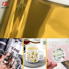 "Craft Adhesive Vinyl Roll 12"" x 10' Permanent Craft Decor Outdoor for Cricut DIY"
