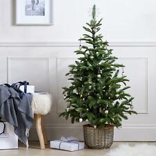 The White Company Pre-Lit Entrance Artificial Xmas Tree 4.5ft Love Christmas