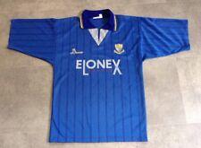 Southend unida Camiseta De Fútbol Original Castor Kit 1992-1994 Elonex