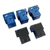 5piece Mini Relay 12V DC 30A 250V SPDT 6 Pins PCB SLA-12VDC-SL-C NEW