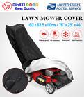 Universal Deluxe Push Mower Lawn Mower Cover Waterproof Weather UV Protector