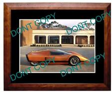 1969 HOLDEN HURRICANE LARGE A3 PHOTO 6