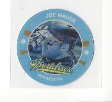 2013 Hometown Heroes Sport Discs #18 Joe Mauer Twins