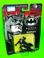"""Ertl BATMAN RETURNS Die-Cast Metal BATMAN """"Action Stance"""" Action Figure 1992"""