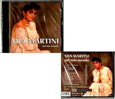 MIA MARTINI. Nel Mio Mondo. CD SIGILLATO Made GERMANY