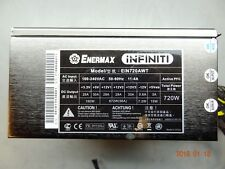 Enermax Inifniti 720W ATX EIN720AWT Desktop Power Supply *T90