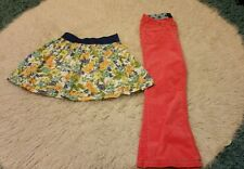 BODEN  set of 2 size trousers /skirt  UK 13-14 Y