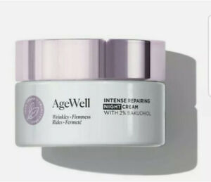 Arbonne AgeWell Intense Repairing Night Cream 50ml New Without Box