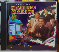 MARINO MARINI THE BEST OF COMPACT DISC ARCADE