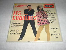 LES CHARLOTS EP FRANCE CHAUFFE MARCEL ANTOINE