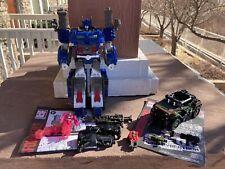 Transformers War For Cyberteon Lot: Hound Ultramagnus Netflix