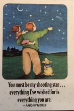 Mary Engelbreit Artwork-You Must Be My Shooting Star-Handmade Magnets