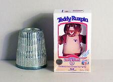 Dollhouse Miniature 1:12  Teddy Ruxpin Box - Dollhouse girl boy nursery bear