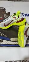 Nike React ISPA Men's Sneakers Platinum Volt Running Shoes CT2692-002 Size 10.5