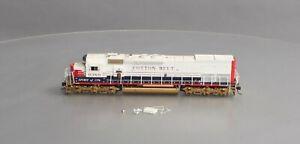 Athearn 91620 HO Scale Cotton Belt SD45T 2 Diesel Locomotive #9389