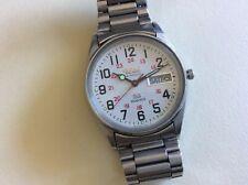 "Vintage Seiko ""Railroad Approved"" Quartz Watch 8223_Stainless_ Original Bracelet"