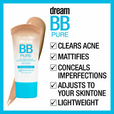 Maybelline Dream BB Pure 8-In-1 Beauty Balm Skin Clearing Perfector, You Choose
