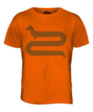 Salchicha Perro Para hombres Camiseta Camiseta Top giftfunny perro