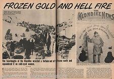 Klondike Gold Rush and Hell Fire+Carmack,Henderson,Johnsons,Ladue,Martin,McGee