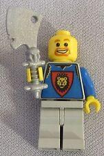 Lego Knight Figure Lion Head Shield