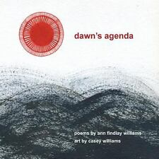 Dawn's Agenda by Ann Findlay Williams (2013, Paperback)