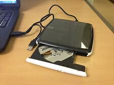 USB External 6x Blu Ray & DVD/CD Burner w/ Software -  Any Dell, HP, PC, Laptop