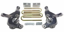 "Lift Kit 4"" Front Spindles 2"" Rear Aluminum Blocks 99-10 Ford Ranger Edge Truck"