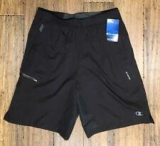 Champion Men's Vapor Shorts Drawstring Elastic Waistband Pockets - SIZE S