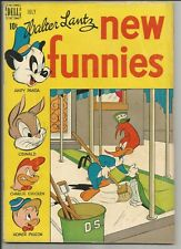 WALTER LANTZ NEW FUNNIES #137