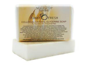 Colloidal Oatmeal Glycerine Soap, For Sensitive Skin, 95g