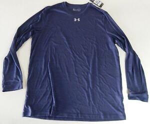 Under Armour Men's 2.0 Long Sleeve Locker Tee, Size XL