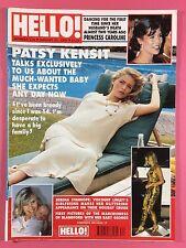 HELLO! - #216 Aug 22 1992 - Haley Mills - Greta Scacchi - Patsy Kensit