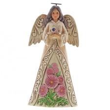 Jim Shore Heartwood Creek Birthday September  Angel Ornament 6001570