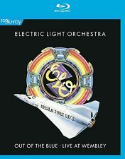 ELECTRIC LIGHT ORCHESTRA - OUT OF THE BLUE-LIVE AT WEMBLEY  BLU-RAY NEW+