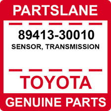 89413-30010 Toyota OEM Genuine SENSOR, TRANSMISSION