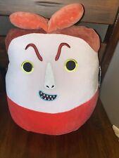 "Nightmare Before Christmas NEW 14"" LOCK Halloween 2021 Squishmallow KellyToy"