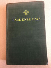 More details for 1937 bare knee days by f haydn dimmock 1st edition signed by author editor scout