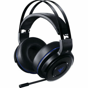 Razer Thresher Ultimate 7.1ch Dolby PS4 Black/Blue Headset, RZ04-01590100-R3U1